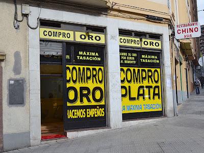 Tienda Oro Efectivo en Santutxu Bilbao