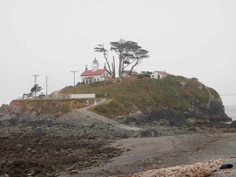 Redwood Coast • Crescent City Lighthouse