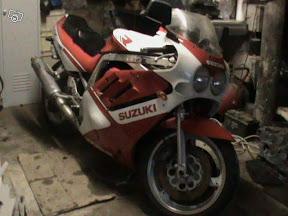 750 gsxr 1988 zepov suzuki airhuile for Garage suzuki caen