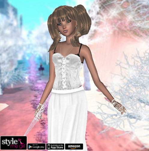 Lisa Opetersart Style Me Girl Level 20 Fashion Angel
