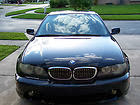 2004 BMW 325Ci COUPE 2 DOOR Manual 5 Speed