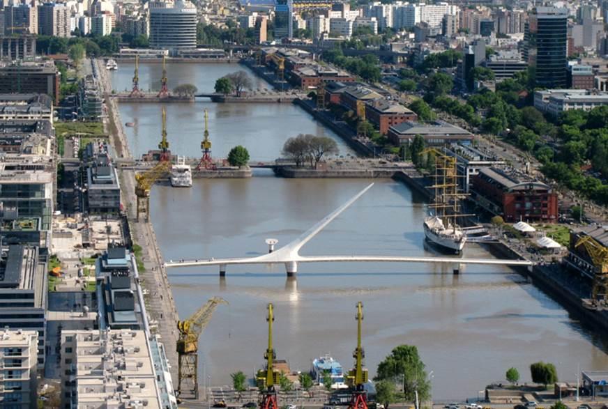 Descrição: http://www.vamospanish.com/blog/wp-content/uploads/2012/11/Puerto-madero-Buenos-Aires.jpg