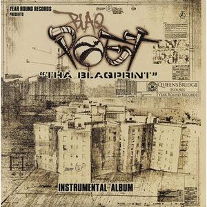 Blaq Poet - Tha Blaqprint Instrumentals