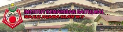 Institut Kemahiran Baitulmal (IKB) 2013