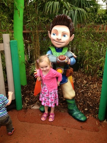 CBeebies Land with Kids