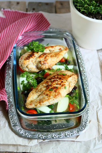 Arabic style baked chicken with dried plums and herbs recipes recipe the arabic cuisine is mainly a combination of mediterranean middle eastern and indian food it has been affected by the mingling of arab and non arabs forumfinder Choice Image