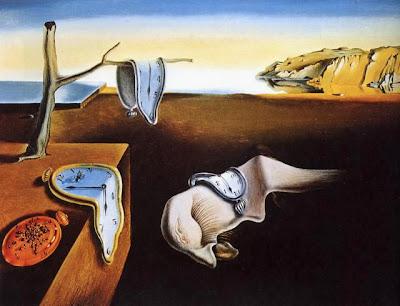 La persistencia de la memoria Dalí