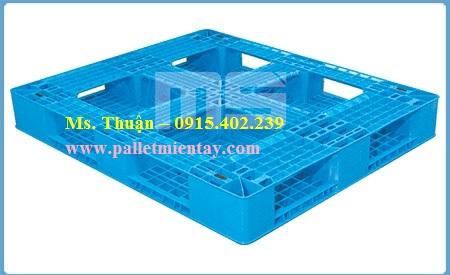 Pallet nhựa Malaysia nhập khẩu N4-1210LA