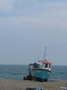 Aldeburgh fishing boat 'Silver Harvest'