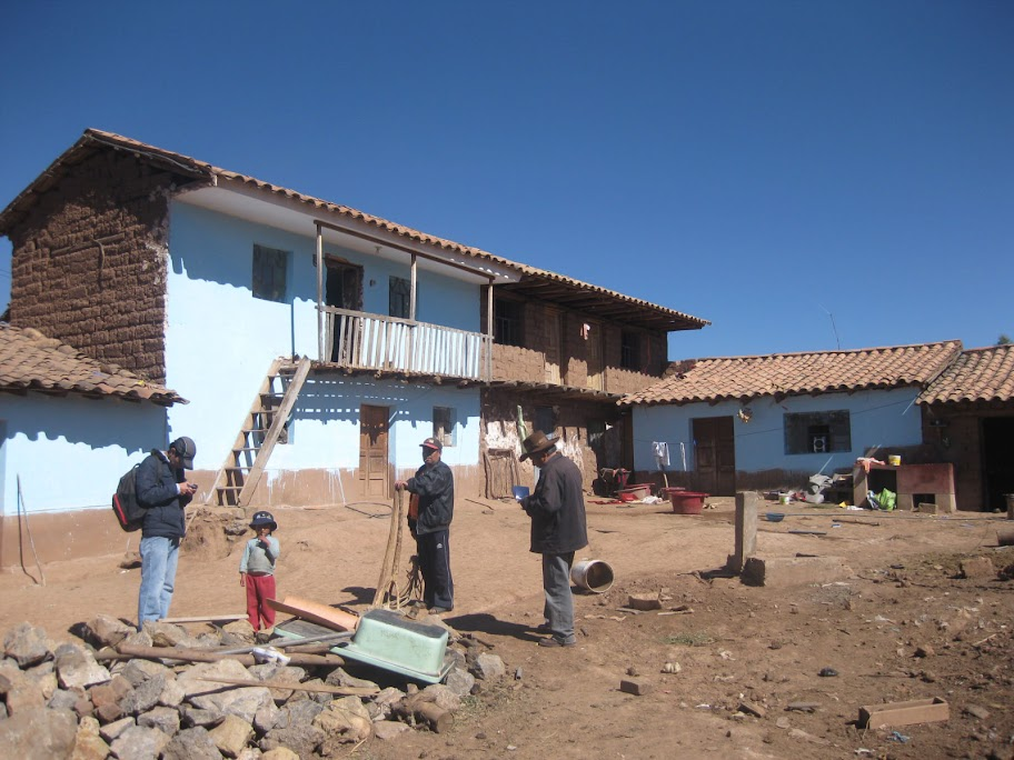 projet de volontariat au Pérou