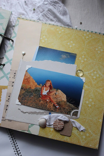 scrap-scrap.ru: скрап-страничка про путешествия