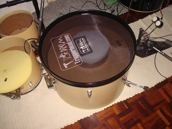 Best diy snare setup for use with Trigger IO - VDrums Forum