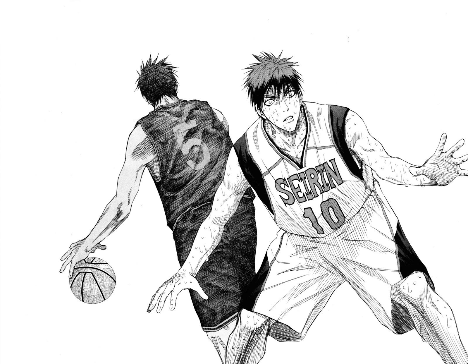 Kuroko no Basket Manga Chapter 133 - Image 11-11
