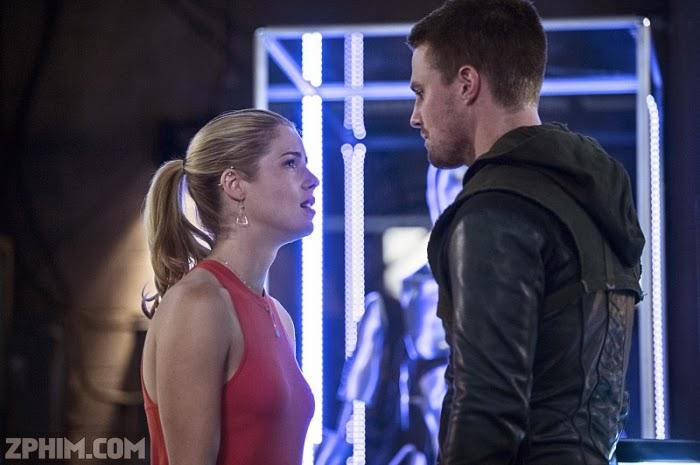 Ảnh trong phim Mũi Tên Xanh 3 - Arrow Season 3 4