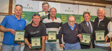 2013 Rolex Big Boat Series regatta winners- Rolex Submariner Watches!
