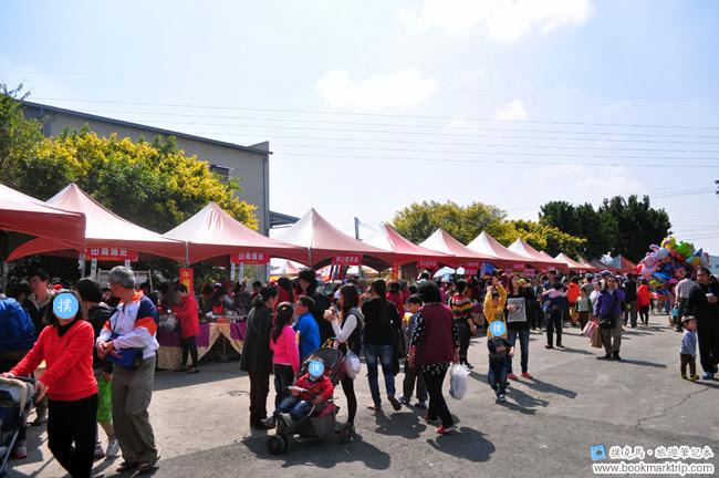 2014小麥文化節 - 產銷班攤位