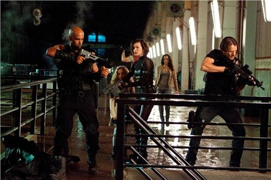 Xem Phim Xác Ướp Hồi Sinh 5 - Resident Evil 5