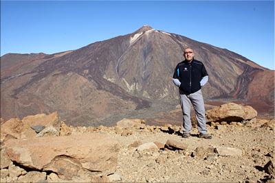 Alto de Guajara mendiaren gailurra 2.718 m.  --  2014ko urtarrilaren 25an
