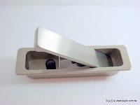 裝潢五金 品名:PK812-長型暗把手 規格:27*100MM 顏色:BSN 玖品五金