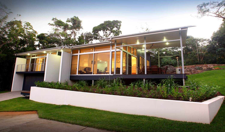 Building Designers Association Queensland: Modern Queenslander And  Challenging Sites