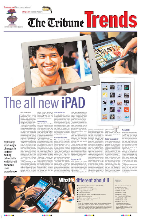 The all new iPad