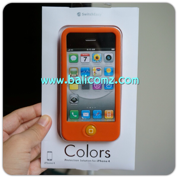 Switcheasy Colors for iPhone 4/4S