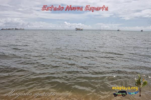 Playa El Guamache NE124, Playa Nueva Esparta, Tubores