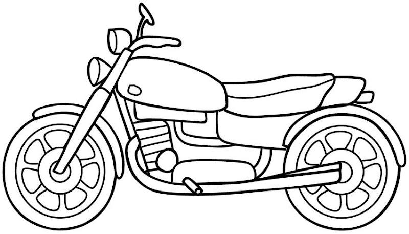 Dibujos animados de motos - Imagui