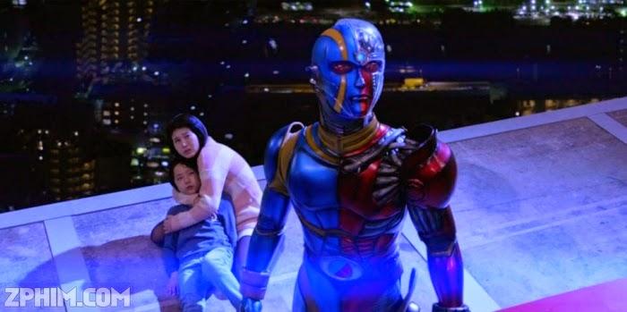Ảnh trong phim Kung Fu Người Máy Kikaider - Kikaider: The Ultimate Human Robot 1