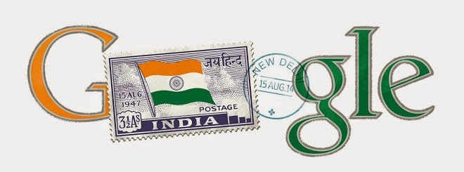 india independence day google doodle