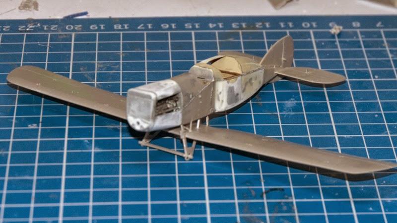 Bristol type 28 Tourer  ( 1/72 Roden )... fini!!! Montage3