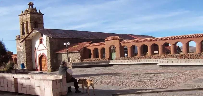 Pueblo de Chucuito | TOUR INCA UYO