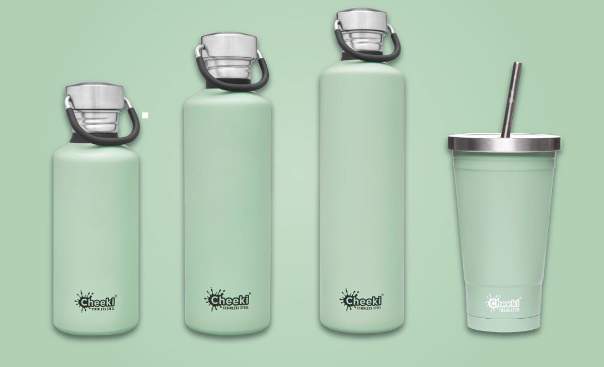 TOP water bottle brands in the world