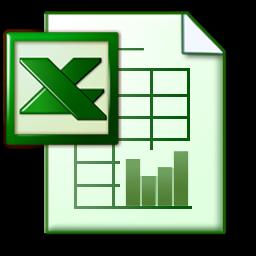 Excel 訂購表格