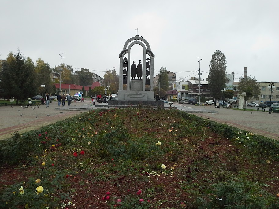 Пример фото парка на Samsung Galaxy Note 10.1