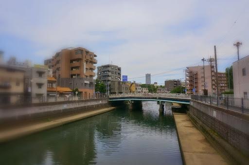 帷子川にかかる橋