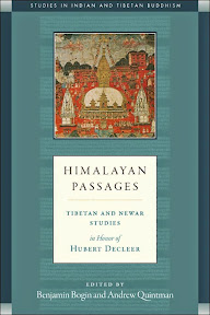 [Bogin/Quintman: Himalayan Passages, 2014]