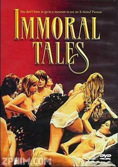 Chuyện Phi Luân - Immoral Tales (1974) Poster