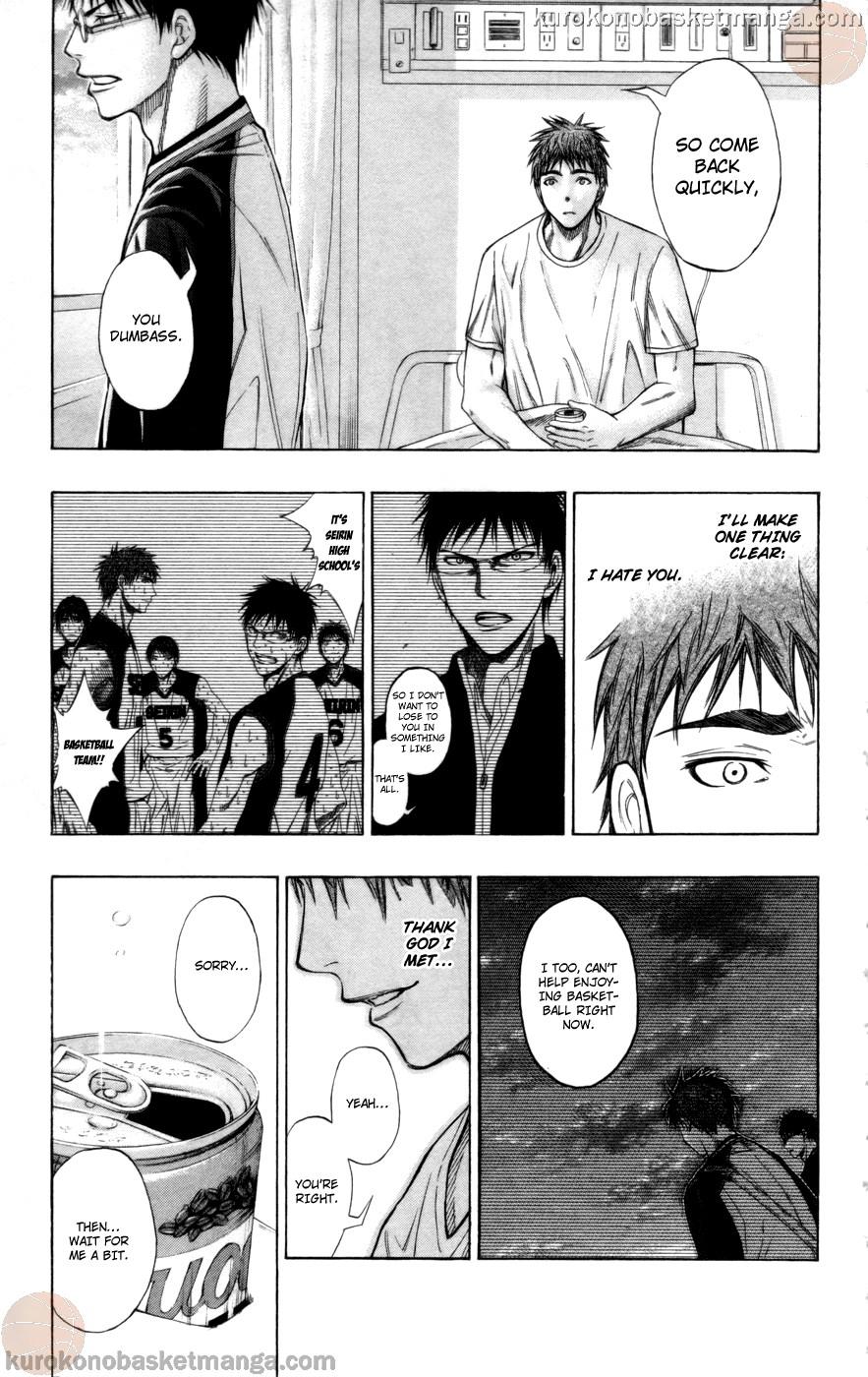Kuroko no Basket Manga Chapter 99 - Image 20