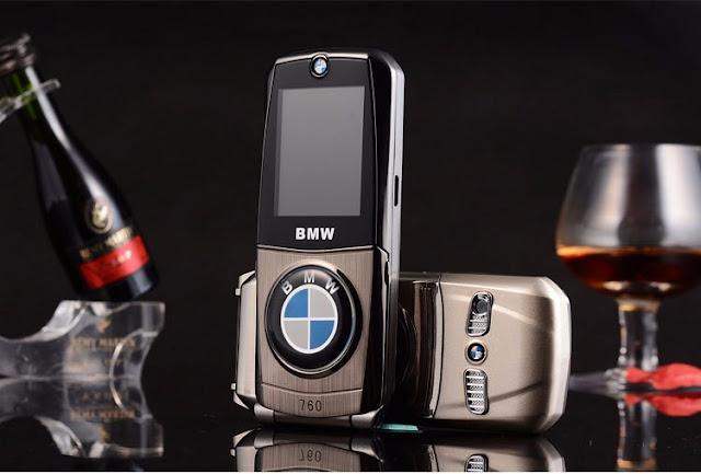 Điện thoại BMW 760 kiểu dáng sang trọngĐiện thoại BMW 760 kiểu dáng sang trọng