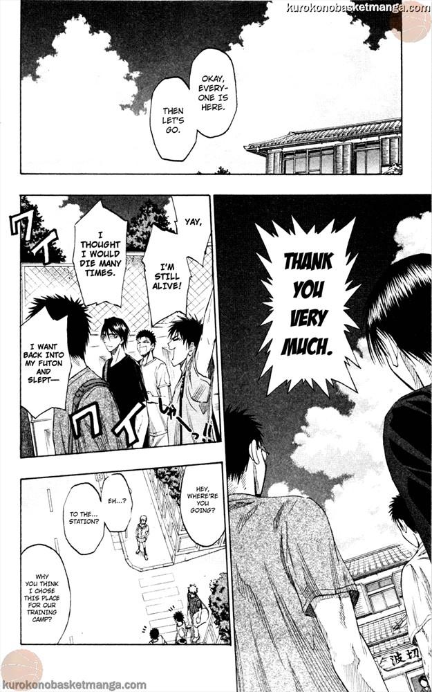 Kuroko no Basket Manga Chapter 62 - Image 22