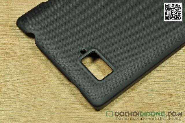 Ốp lưng Lenovo Vibe Z K910 Nillkin vân sần