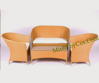 Rattan Sofa Set-MT108