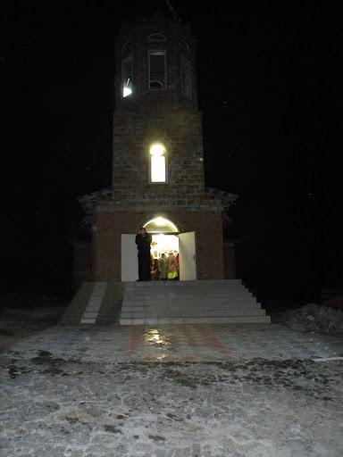 Церква, буки