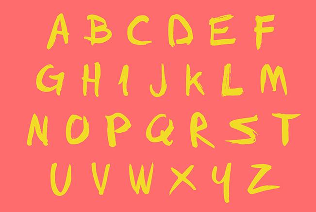 FFAD Matro Free Fonts