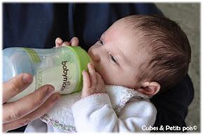 test biberon bioteet Babymoov