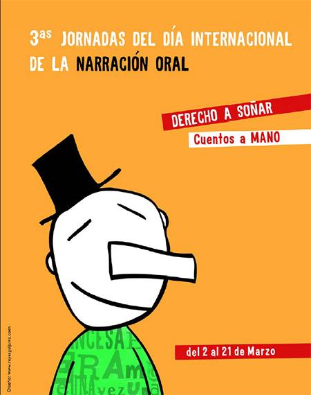 III Jornadas del Día Internacional de la Narración Oral