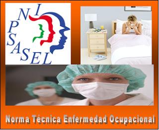 Norma Técnica venezolana para la Declaración de Enfermedad Ocupacional 1