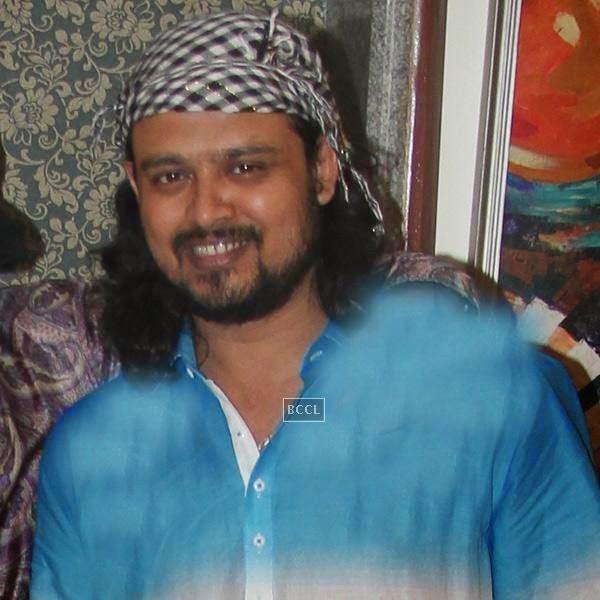 Raja Hassan  at Sharib-Toshi's Iftaar party and Sufi Mehfil. (Pic: Viral Bhayani)