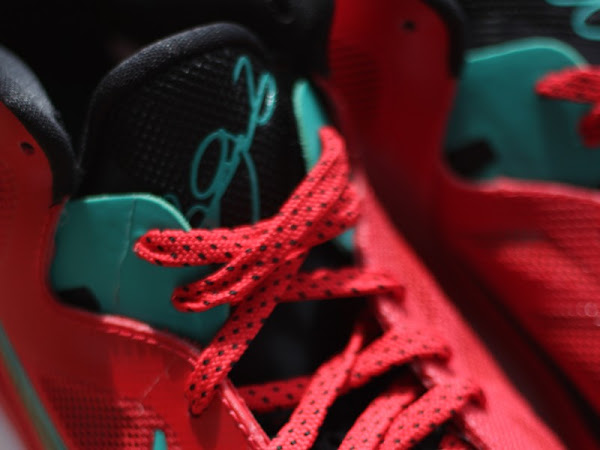 Upcoming Nike LeBron 9 Low 8220Liverpool8221 Available Early